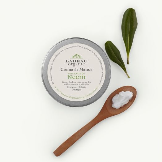 Labeau Organic Crema De Manos Con Aceite De Neem 100 ml