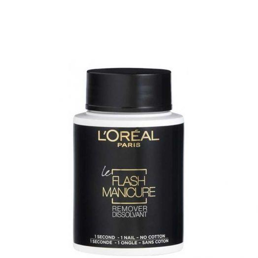 L'Oreal Le Flash Manicure Quitaesmalte 75Ml