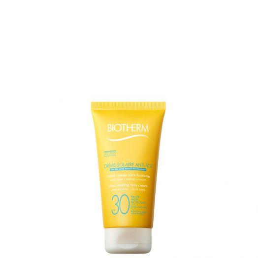 Biotherm Solar Crème Solaire Anti-Age Visage Spf 30 50 Ml