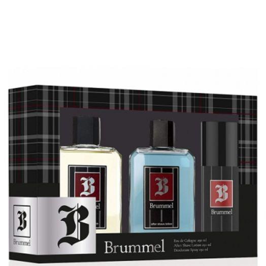 Brummel Brummel Colonia 250Ml + Desodorante 150Ml + Aftershave 250Ml