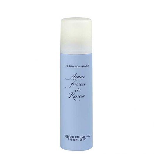 Adolfo Dominguez Agua Fresca De Rosas Spray Desodorante 150 ml