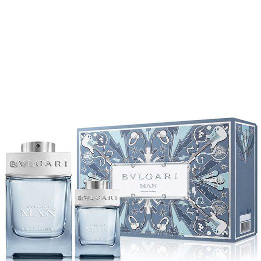 Bvlgari Glacial Essence Eau de Parfum Spray 100 ml + 15 ml Estuche