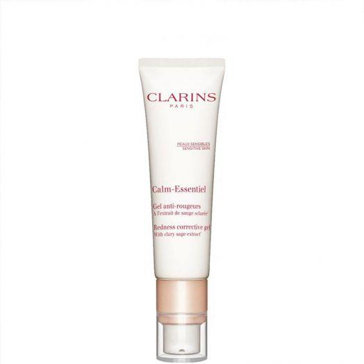 Clarins Calm-Essentiel Gel Antirrojeces Corrige El Enrojecimiento Y Unifica El Tono 30 ml