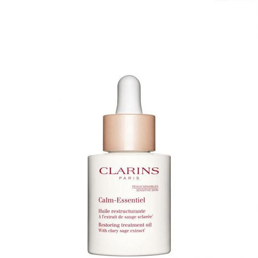 Clarins Calm-Essentiel Huile Restructurante Aceite Nutritivo Reparador 30 ml