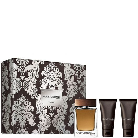 Dolce&Gabbana The One For Men Toilette Spray 100 ml + Gel + After Shave