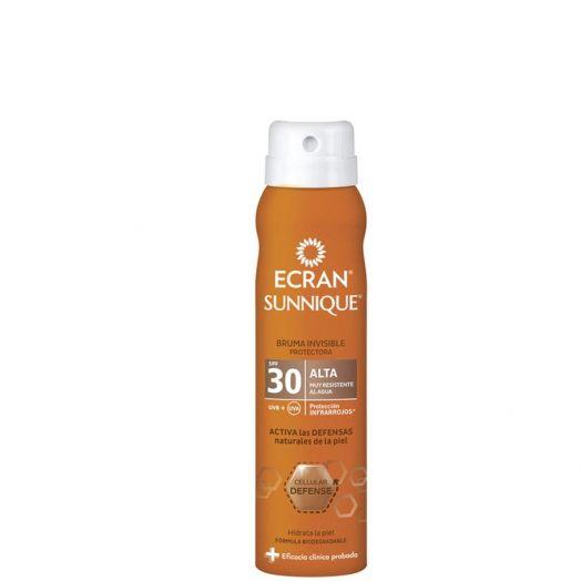 Ecran Sunnique Inivisble Bruma protectora SPF30 75 ml