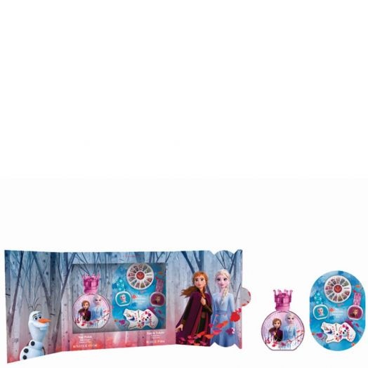 Frozen Frozen 2 Eau De Toilette Spray 100 ml + Kit Manicura Estuche