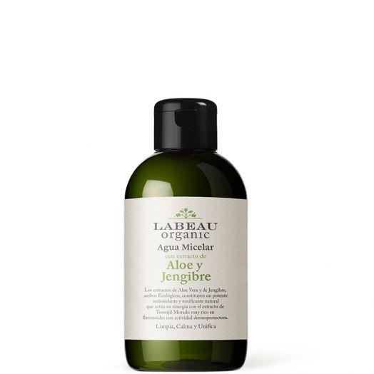 Labeau Organic Agua Micelar Con Extracto De Aloe Y Jengibre 250 ml