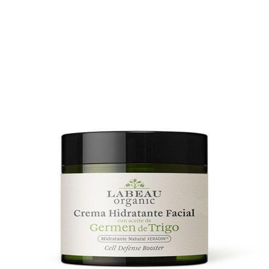 Labeau Organic Crema Hidratante Facial Con Aceite De Germen De Trigo 50 ml