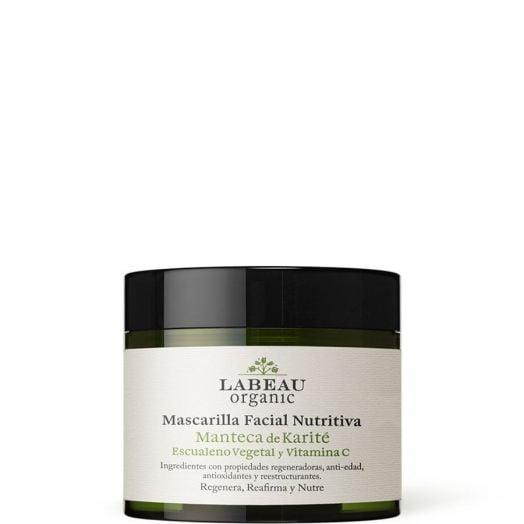 Labeau Organic Mascarilla Facial Nutritiva Con Manteca De Karité 150 ml