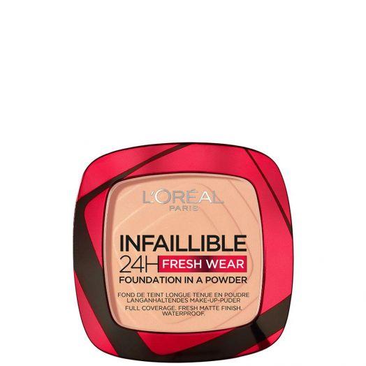 L'Oréal Makeup Infallible 24h Fresh Wear