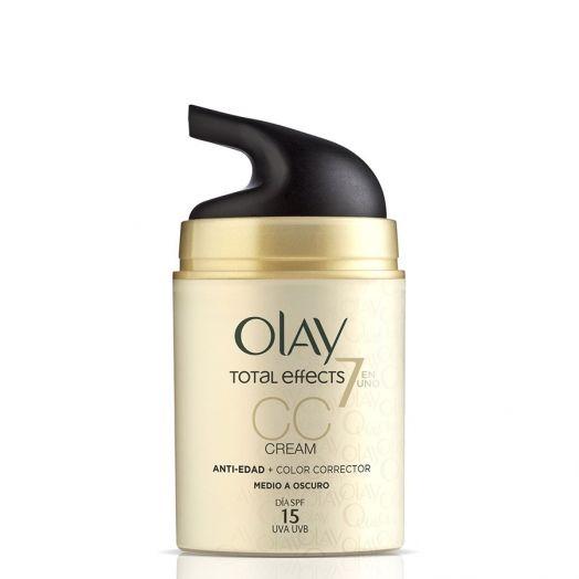 Olay Total Effects Cc Cream (Medio A Oscuro) 50 Ml