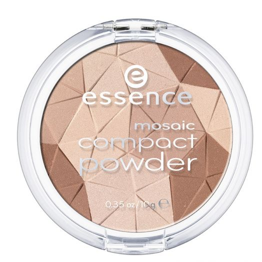 Essence Mosaic 01 - Polvos Compactos