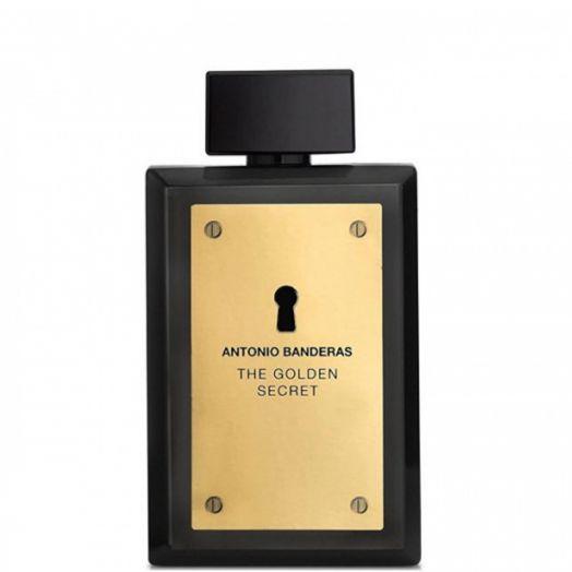 Antonio Banderas The Golden Secret Eau De Toilette Spray 100 Ml