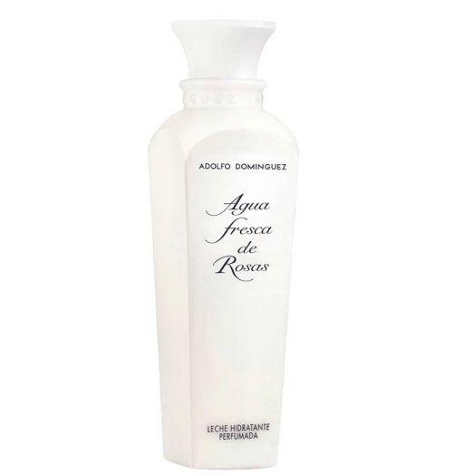 Adolfo Dominguez Agua Fresca De Rosas Leche Hidratante Perfumada 500 Ml