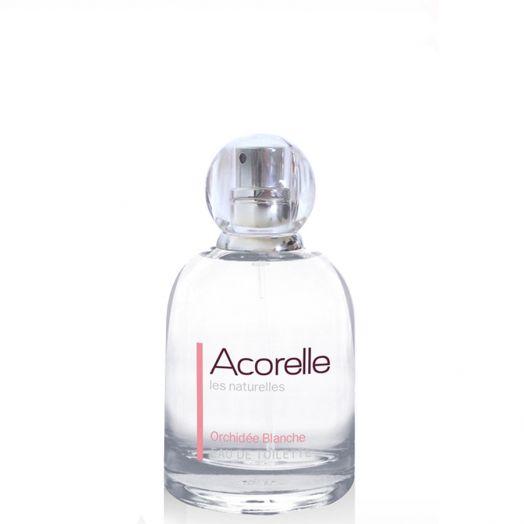Acorelle Orchidée Blanche Eau De Toilette Spray 50Ml