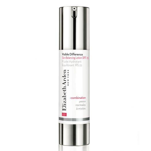 Elizabeth Arden Visible Difference Skin Balancing Lotion Spf15 50 Ml