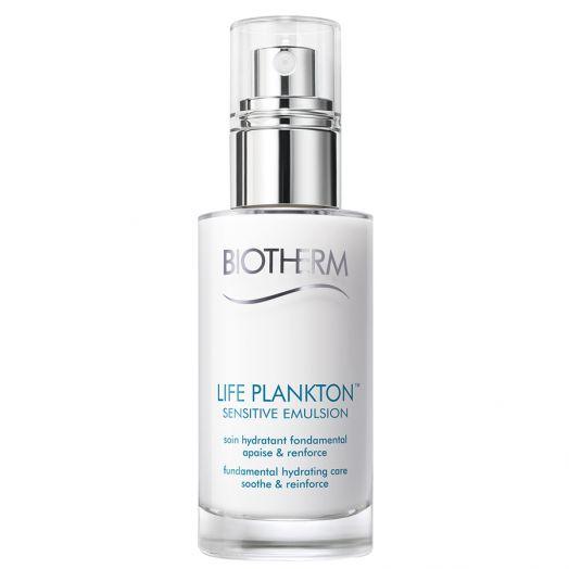 Biotherm Life Plankton Sensitive Emulsion - Calma Y Refuerza. 50 Ml