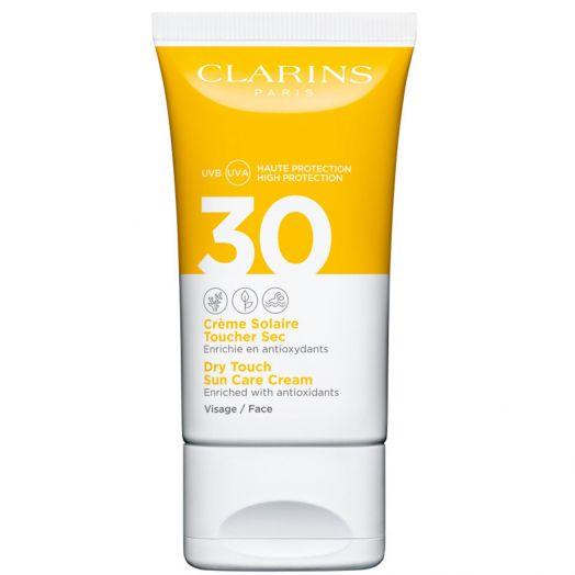 Clarins Crème Solaire Toucher Sec Crema Solar Tacto Seco 50 Ml