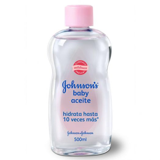 Johnson'S Baby Aceite 500 Ml