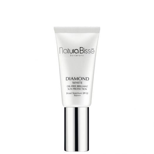 Natura Bissé Diamond White SPF 50 PA++ Oil-Free Brilliant Sun Protection Crema Contorno De Ojos Reafirmante 30ml