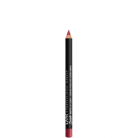 Nyx Professional Make Up Suede Matte Lip Liner Perfilador de labios
