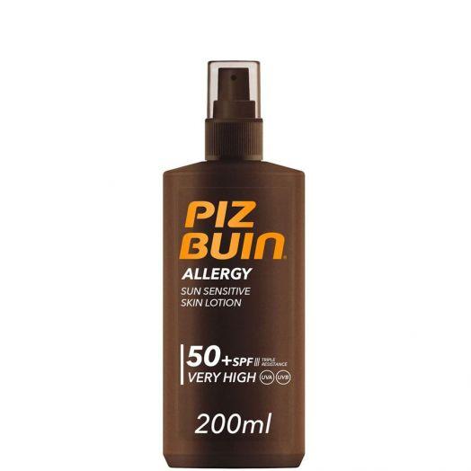 Piz Buin Allergy Spray Piel Sensible SFP50+ 200 ml