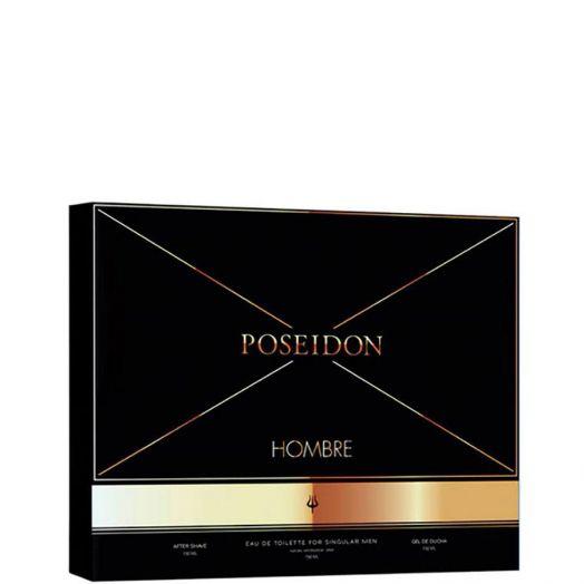Poseidón Hombre Eau de Toilette 150 ml + After Shave + Gel Estuche
