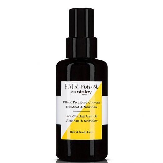 Sisley Huile Précieuse Cheveux Brillance et Nutrition 100 ml