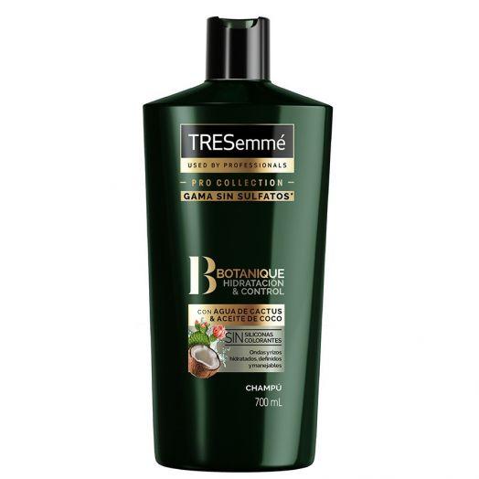 Tresemmé Botanique Hidratación&Control Ondas&Rizos - Cactus y Coco 700 ml