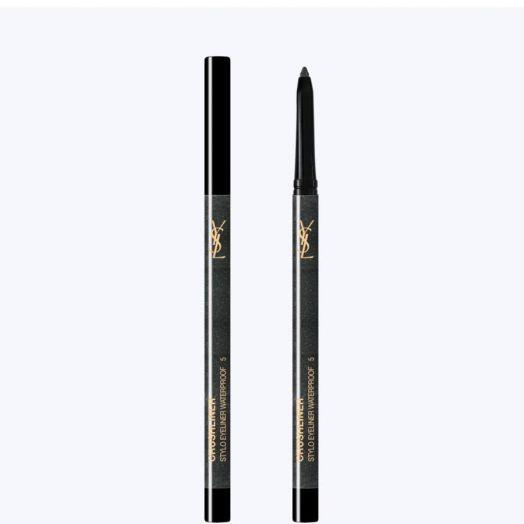 Yves Saint Laurent Crushliner Waterproof Delineador de Ojos