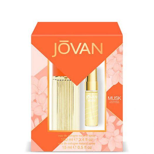 Jovan Musk Women Spray 100 Ml + Perfumador Spray 15 Ml