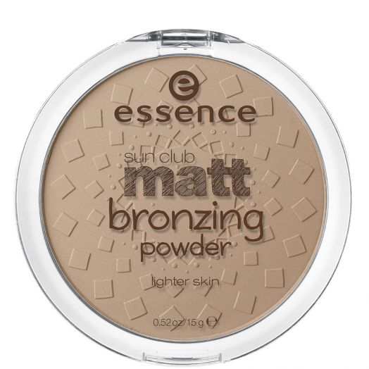 Essence Sun Club Polvo Bronceador Mate