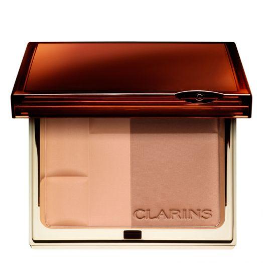 Clarins Dúo Polvo Bronceado 100% Mineral Spf 15