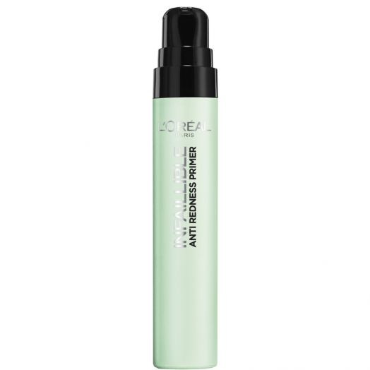L'Oreal Infallible Antiredness Primer Antirojeces