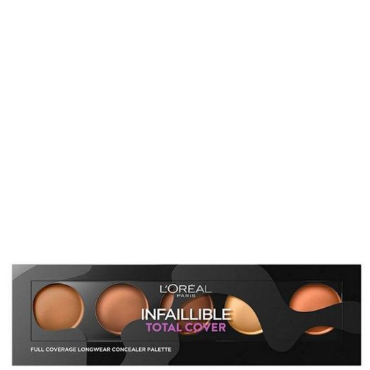 L'Oreal Infallible Total Cover La Palette Correctrice
