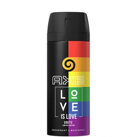 Axe Unity Love is Love Desodorante Edición Limitada 150 Ml