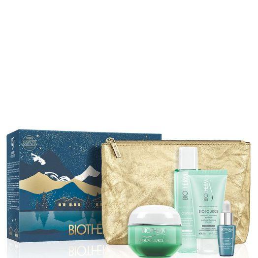 Biotherm Aquasource Gel Piel normal/Mixta 50 ml + Tratamiento Estuche