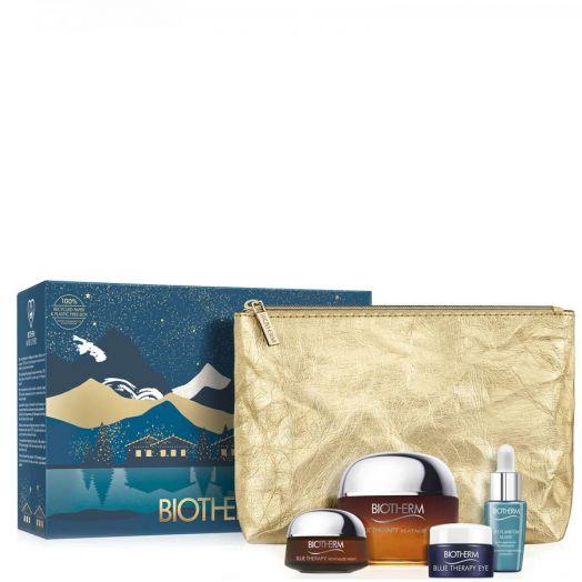 Biotherm Blue Therapy Amber Algae Uplift Crema Día 50 ml + Tratamiento