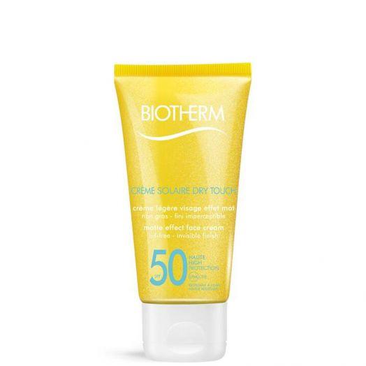 Biotherm Crème Solaire Dry Touche Visage Spf 50 50 Ml