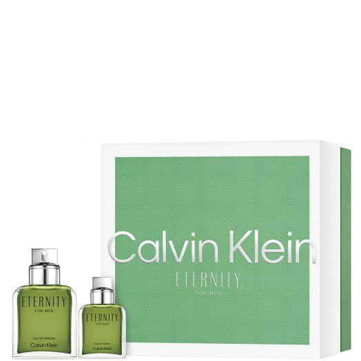 Calvin Klein Eternity Men EDP Eau de Parfum Spray 100 ml + 30 ml Estuche