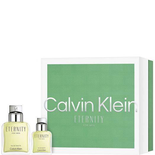 Calvin Klein Eternity Men Eau de Toilette Spray 100 ml + 30 ml Estuche