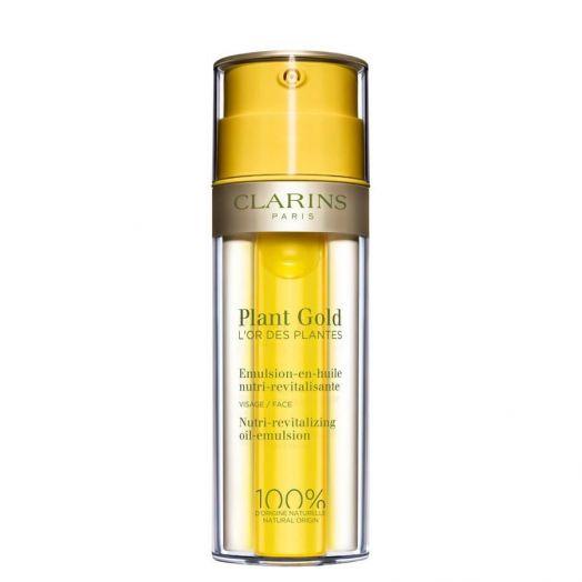 Clarins Plant Gold Emulsión en Aceite 100% Natural 35 ml