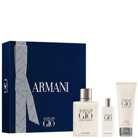 Armani Acqua Di Giò Eau de Toilette Spray 100 ml Estuche
