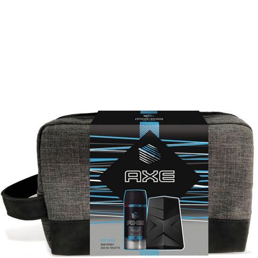 Axe Ice Chill Eau De Toilette 100 Ml + Desodorante Estuche
