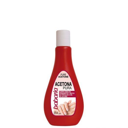 Babaria Acetona Pura Acetona Pura 200 ml