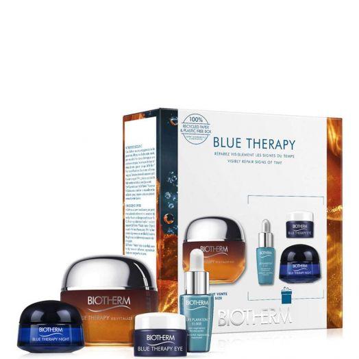 Biotherm Blue Therapy Amber Algae Crema 50 ml + Tratamiento Estuche
