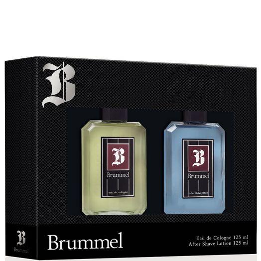 Brummel Brummel Eau De Cologne 125 Ml + After Shave Estuche