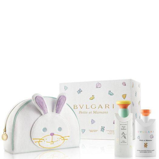 Bvlgari Petits Et Mamans Eau de Toilette Spray 100 ml + Body + Neceser