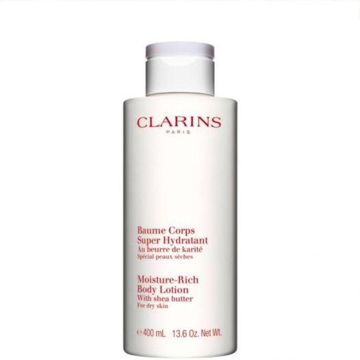 Clarins Baume Corps Super Hydratant Bálsamo Hidratante Pieles Secas 400 ml